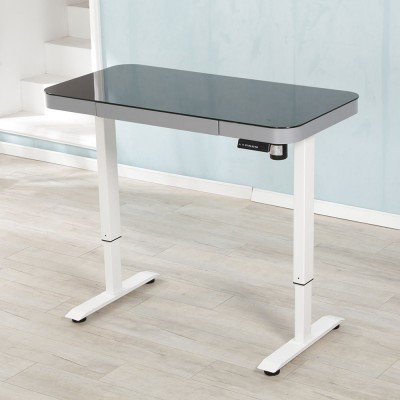 Single motor furniture office height adjustable desk Sit-stand desk
